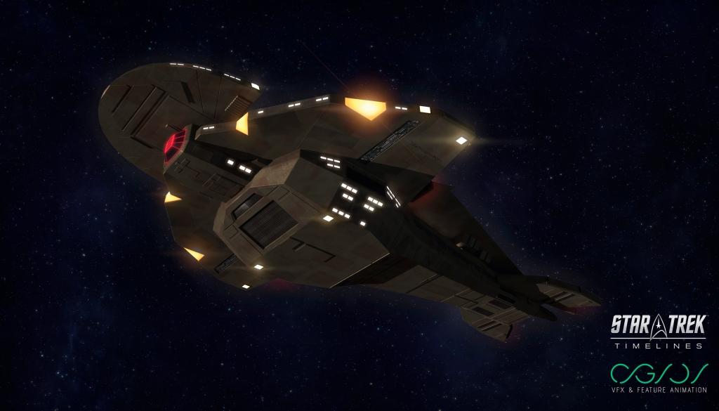 Cardasian Keldon-Class Cruiser