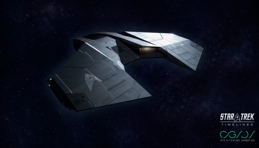 Federation Fighter Ship